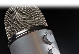 Medienhaus Dortmund Foto Mikrofon Interview